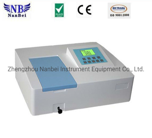 V-1600 (PC) Vis Spectrophotometer/723n with Ce pictures & photos
