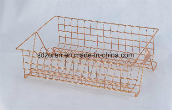 Copper Dish Drainer Kitchen Dish Drainer pictures & photos