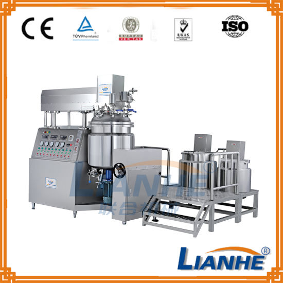 Factory Price Vacuum Emulsifying Mixer Homogenizer pictures & photos