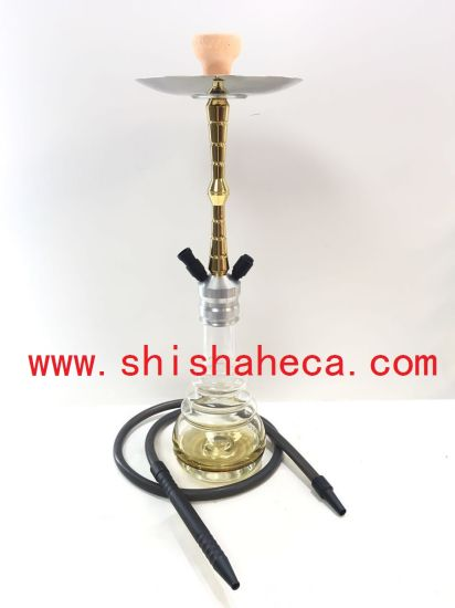 Vogue Wholesale Aluminum Nargile Smoking Pipe Shisha Hookah pictures & photos