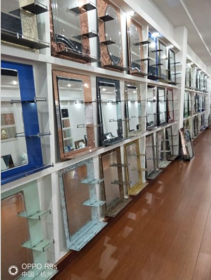China Silver Glass Mirror for Decoration, Dressing with Good Quality ...