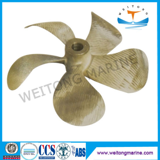 Marine Large-Size Fixed Pitch Bronze Propeller for Ship