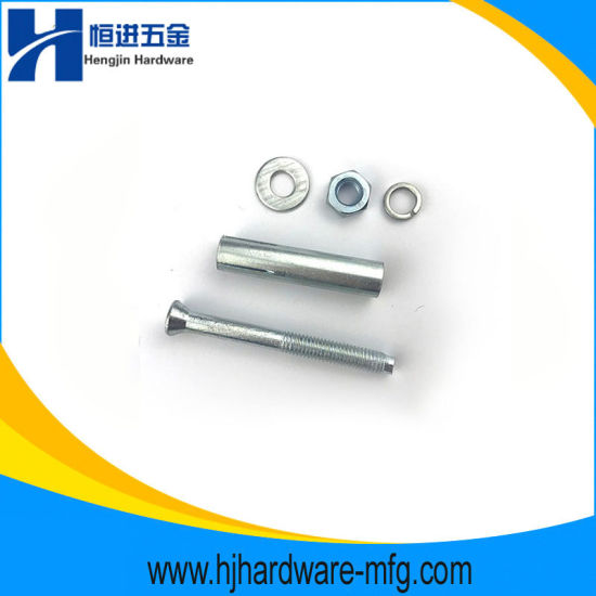 All Kinds of Screw, Nut and Bolt Standard Parts Metal Stamping Parts