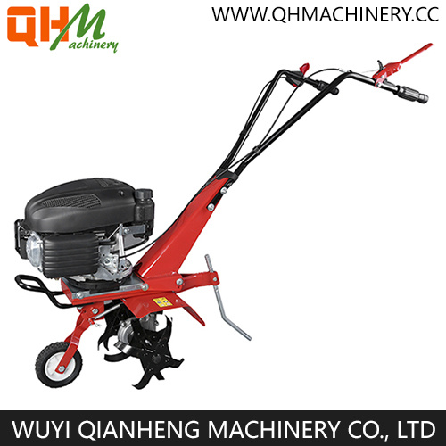 139cc Gasoline Tiller Small Land Farm Cultivator