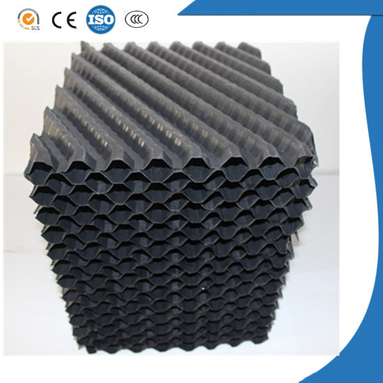 Cooling Tower Honeycomb PVC Filler pictures & photos