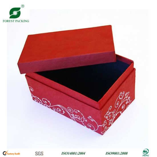 Paper Jewelry Boxes (FP11016) pictures & photos