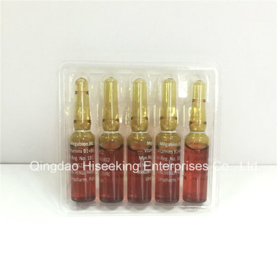 Vitamin B1 B6 B12 Complex Injection pictures & photos