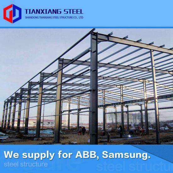 Japan Standard Well Selling Garage Steel Buildings