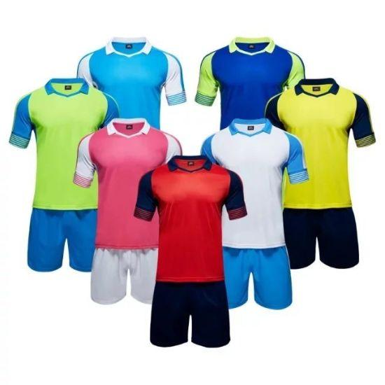 1c6f726ad China Custom Design Soccer Jerseys - China Yellow Soccer Jersey ...