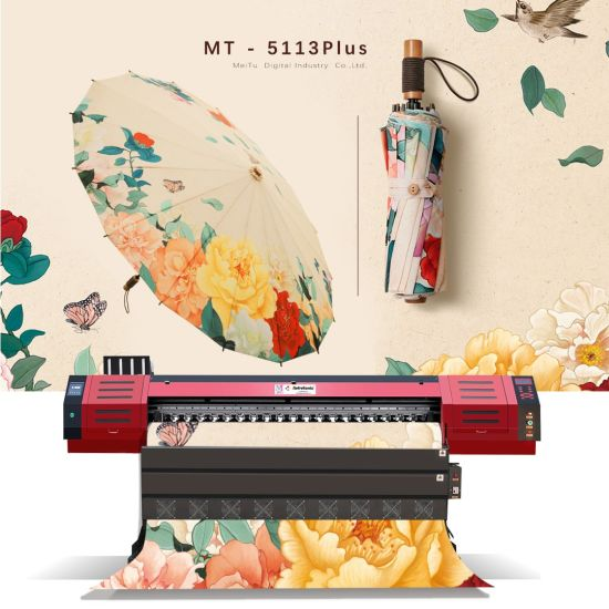 Top Selling Digital Large Format 3D Effect Sublimation Textile Printing Machine