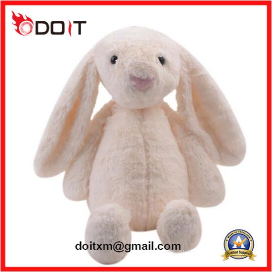 Beige Bunny Super Soft Stuffed Animal Baby Plush Toy