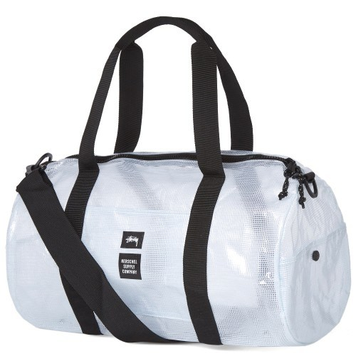 Unique Clear Sport Duffle Travel Bag