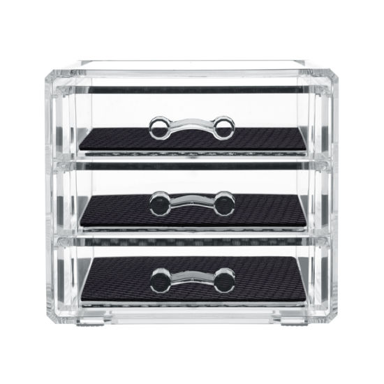 China Acrylic Jewelry Cosmetic Makeup Organizer H 22561cl2