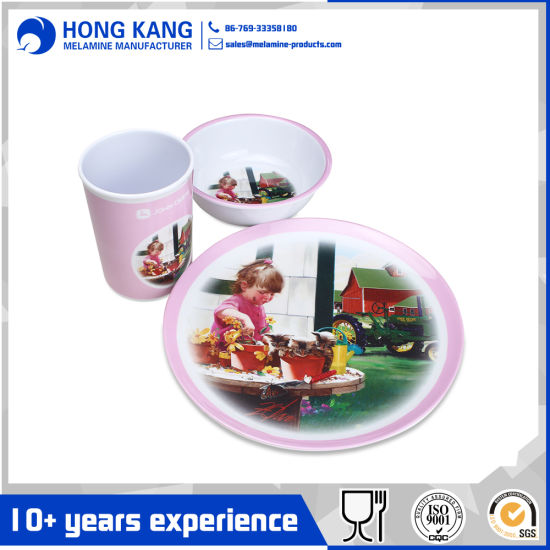 Custom Logo Melamine Dinnerware Multicolor Dinner Set  sc 1 st  Dongguan Hongkang Melamine Products Co. Ltd. & China Custom Logo Melamine Dinnerware Multicolor Dinner Set - China ...
