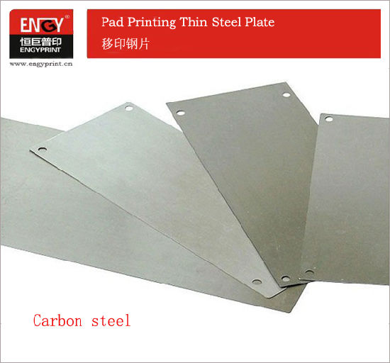 China 0 5mm Stainless Pad Printing Plates Thin Cliche Making Service Steel  Plate Prices
