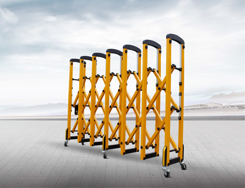Road Barrier for Factory Entrance, Road and Supermarket