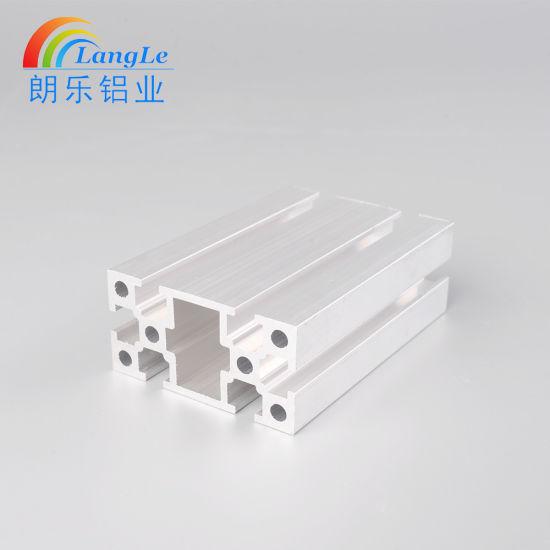 China Industrial Aluminum Frame Cnc 3060 V Slot Industrial Extruded Aluminum Profile China Aluminum Extrusion Aluminum Profile