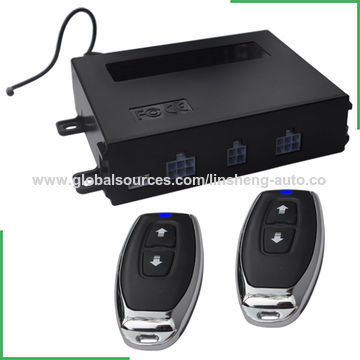 China Remote Control System for Dual Hall Effect Linear
