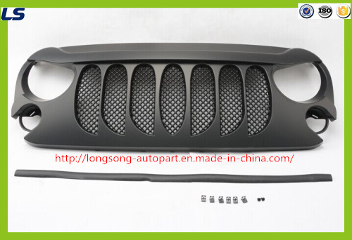 Auto Accessories Newest Style Grille for Jeep Wrangler Jk