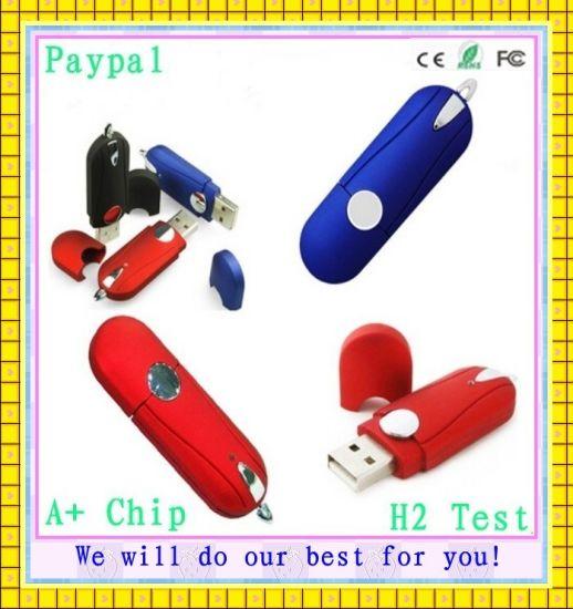 Full Capacity Plastic USB Disk (GC-P612)