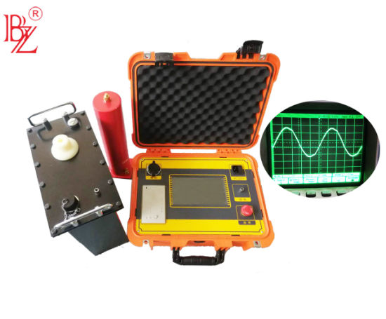 Bvlf 0.1Hz 0.05Hz Tester High Voltage Generator Cable Tester From 30kv to 90kv with Pure Sine Wave