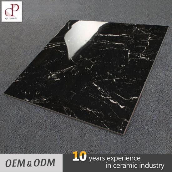 Black Marble White Veins Porcelain Tile China Tiles In Pakistan