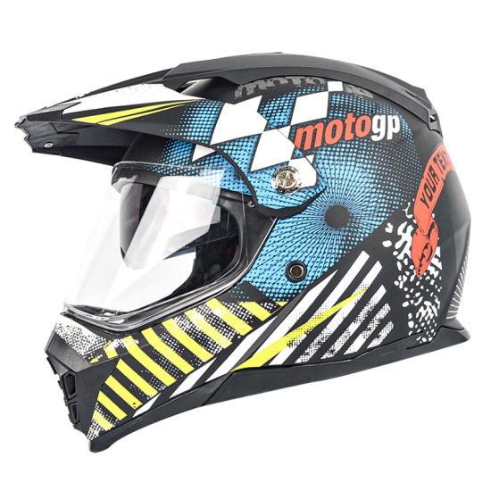 Adult off-Road ABS Motorcycle Safety Full Face Motorcross Helmet