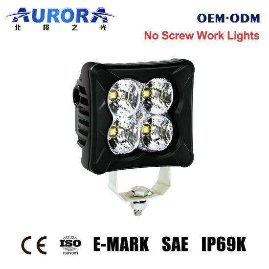 Best Quality Offroad ATV UTV LED Work Light LED Driving Cube Light