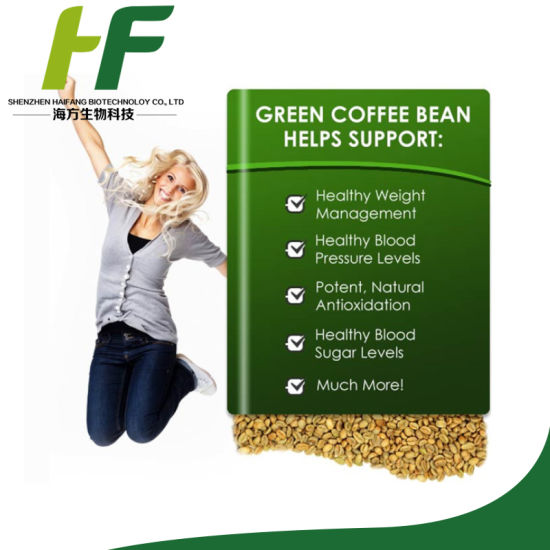 China Green Coffee Bean Helps Support China Health Slimming