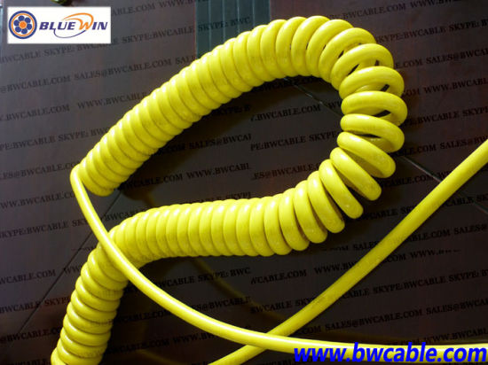 China 5 Pin Trailer Extension Cable 5 Wire Trailer Cable 6 Conductor ...