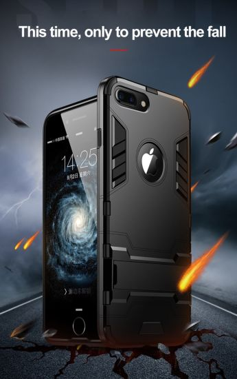 Iron Man Style Dirt-Resistant Phone Bracket Case pictures & photos