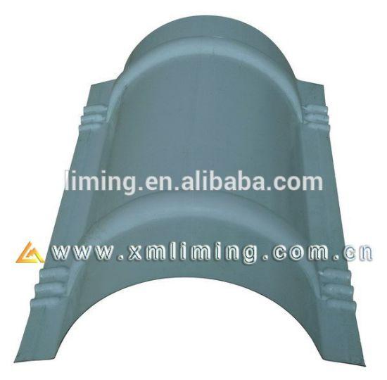 Xiamen Liming 2018 Metal Roof Ridge Cap Roll Forming Machine