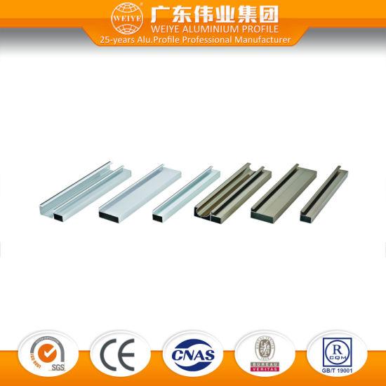 China Anodizing Polished Modular Aluminum Profile for Kitchen ... on