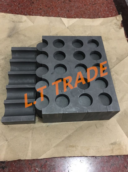 Fine-Grain High Purity Graphite Mold for Hot-Pressing Concrete Grinder Diamond Tools
