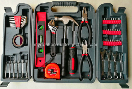 56PCS Professional Hot Selling Household Tool Set (FY1056B1) pictures & photos