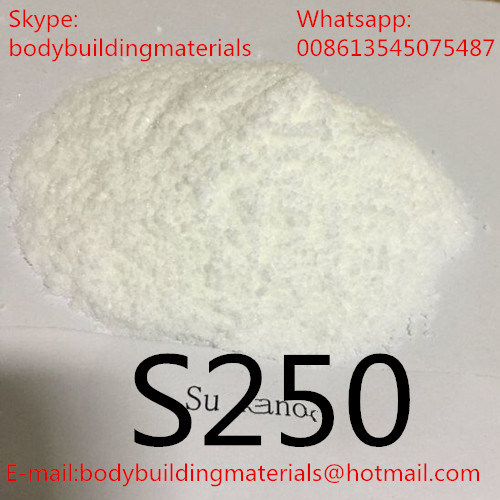 S250 Sustan250 Testoste Mixed Raws Muscle Bodybuilding Powder pictures & photos