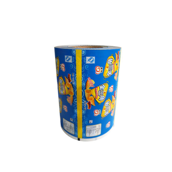 Automatic Packing High Transparency Candy Plastic Packaging Film