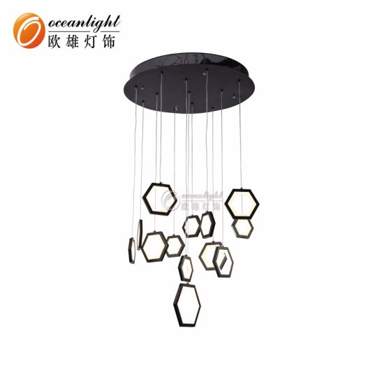 Factory Price Modern Lamps LED Chandelier Hanging Lamp for Decor