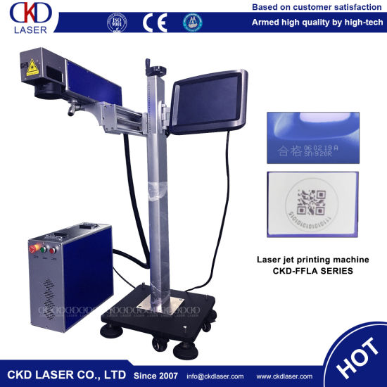 Micromachining 30W Fiber Laser Marking Machine for Gear pictures & photos