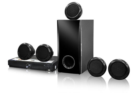 5.1 CH DVD Home Theater System Speaker