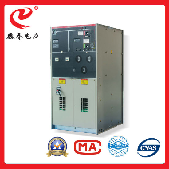 Gis Gas Sf6 Insulated Metal Enclosed Switchgear (C-GIS) Air Insulated  Switchgear