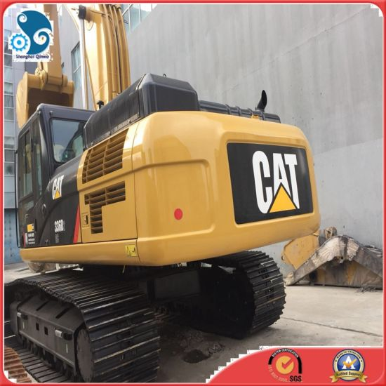 China Brand New Construction Machines Caterpillar 336D