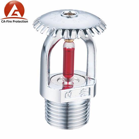 China Cheapest Zinc Upright 40gram Fire Sprinkler Head - China Fire
