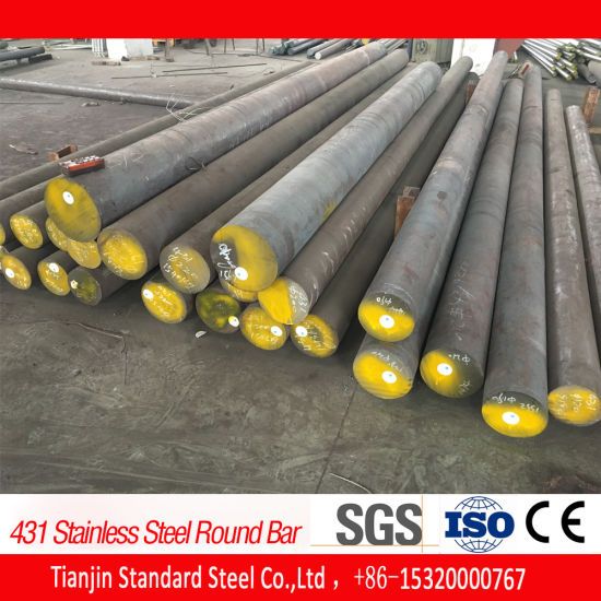 431 321 Stainless Steel Round Bar Hardness 270 pictures & photos