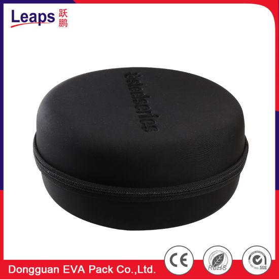 Big Headphone EVA Bag Specialized Storage Box Tool Case