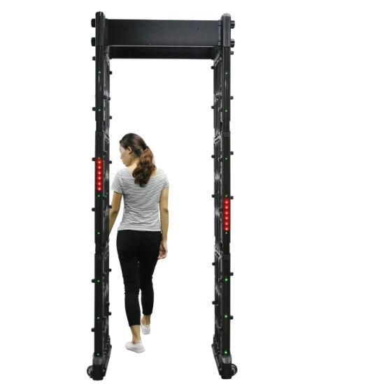 Vmp9000 Portable Walk Through Door Frame Metal Detector