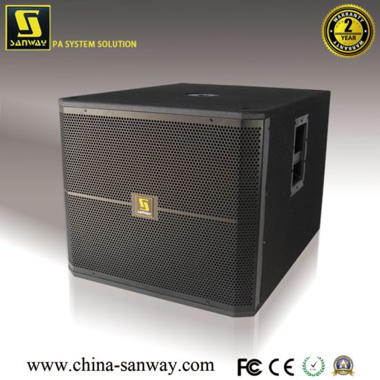 China 18 Subwoofer Speakers, PA Speaker 18 Sub (SRX718S