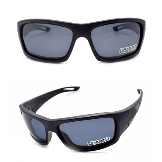 a2d92e40fab Full Set Polarized Sports Sunglasses UV400 Branded Shooting Glasses  Guangzhou