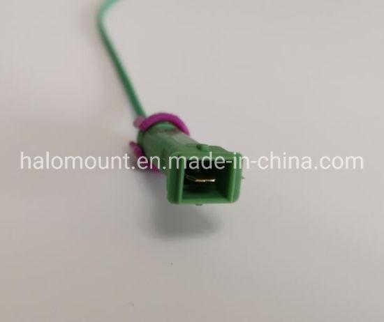 Denso 7sbu Audi Auto Cooling Parts AC Compressor Parts Clutch Coil Part  Connector
