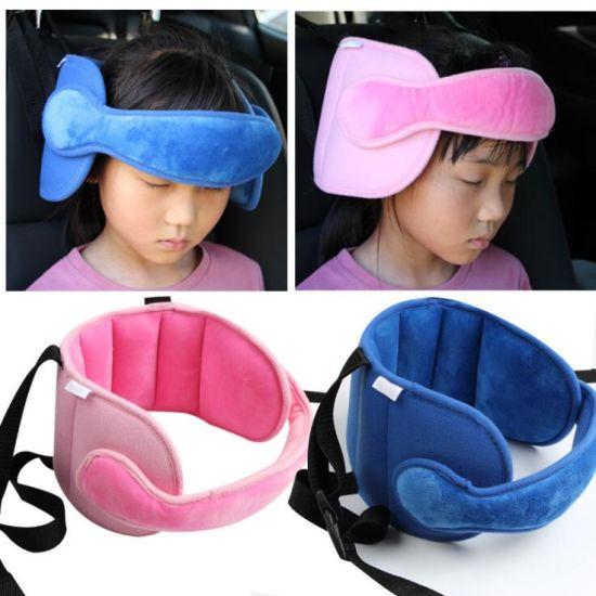Car Seat Safety Headrest Support Neck Pillow in Car Children's Headrest